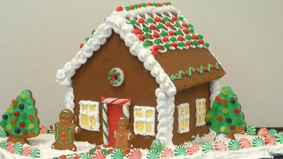 Gingerbread House Decorating Workshop $59