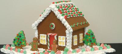 Gingerbread House Decorating Workshop, $59