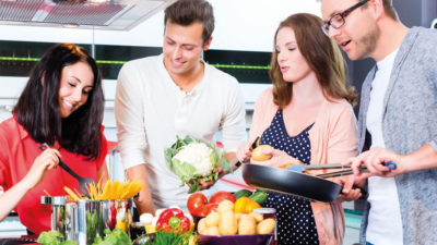 Adult Cooking Party – $50 per Adult
