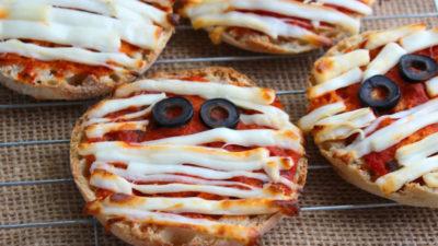 Mummy Pizzas n Spooky Treats Workshop, $49