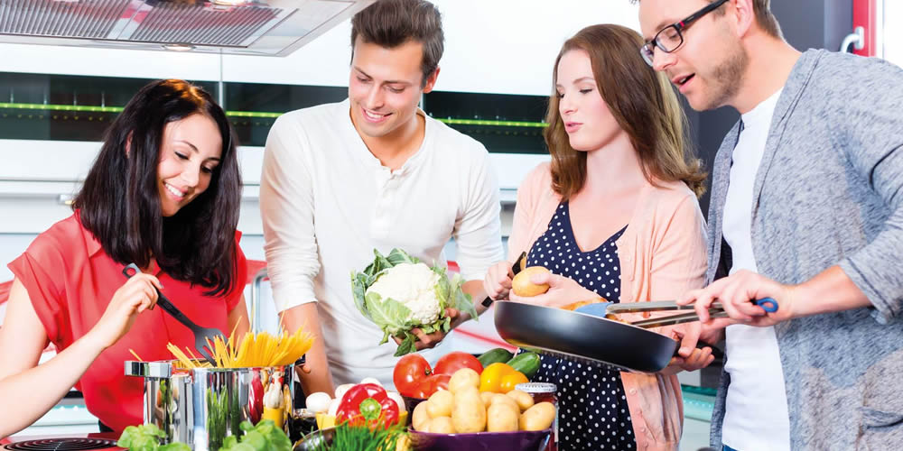 Adult Cooking Class, $65