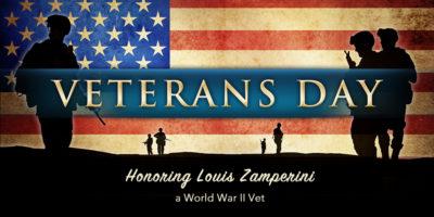 Veterans Day Mini Camp, $89